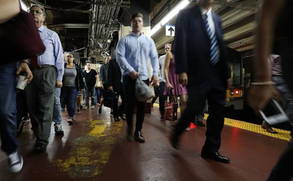 Nouveau déraillement à New York, dans le métro, pas de blessé