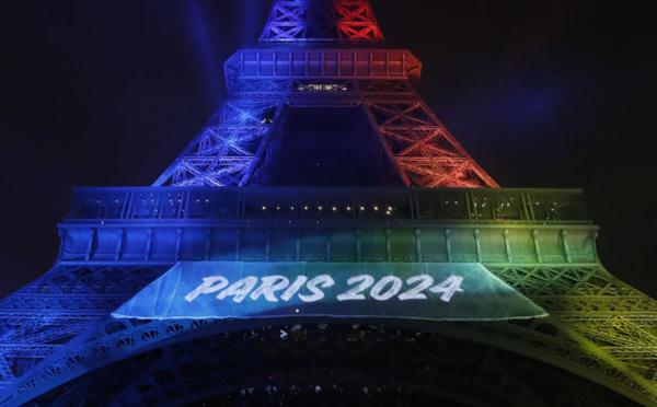 2024 - Les Jeux à Paris, c'est parti