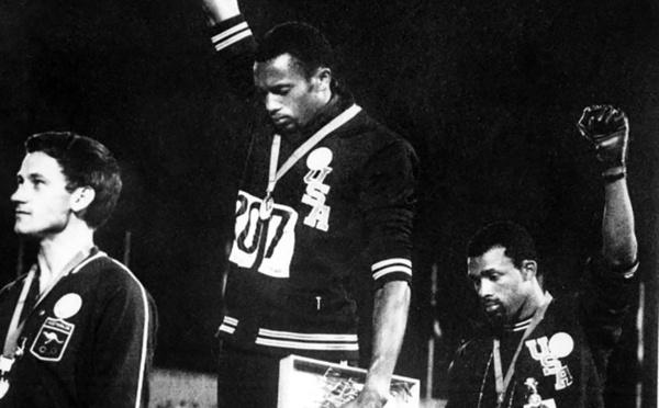 """Australie: Un monument demandé pour l'athlète qui avait soutenu le """"Black Power"""""""