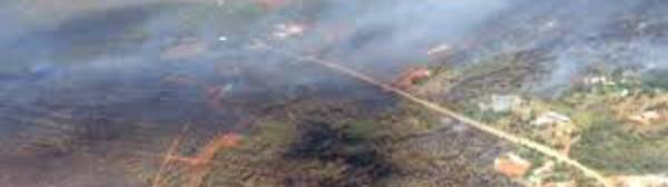 Le feu à usage non domestique interdit en Nouvelle-Calédonie