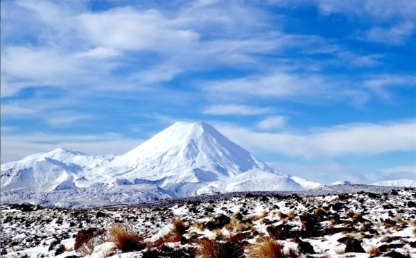 Carnet de voyage - Whakapapa : dans la poudreuse du Ruapehu