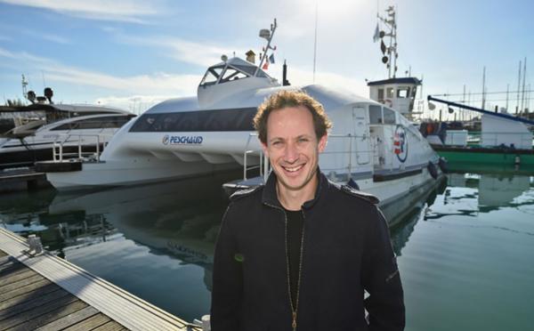 La Rochelle: des catamarans plus rapides et moins gourmands pour le transport de passagers