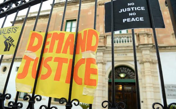 Malte offre une récompense d'un million d'euros pour élucider l'assassinat de la journaliste