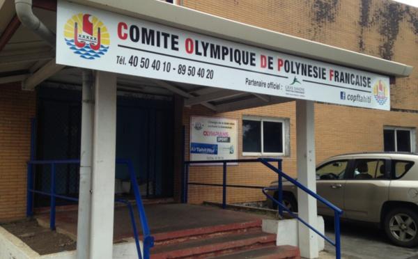 Le Comité olympique océanien suspend le Comité olympique de Polynésie française