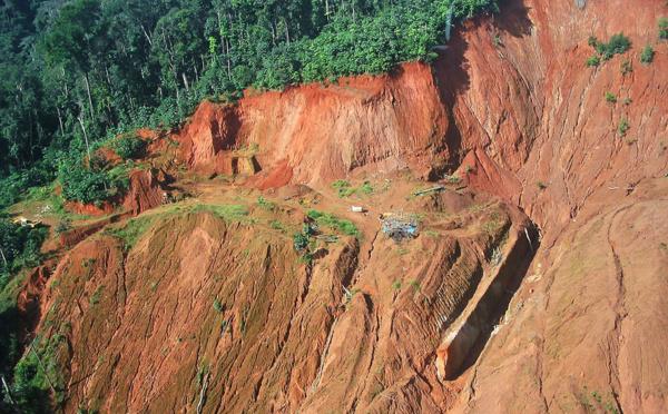 Le débat public sur la Montagne d'Or se prépare en Guyane