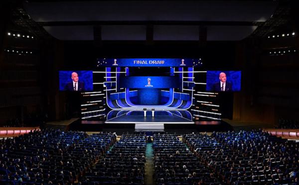 Mondial-2018 - Tirage aisé pour la France