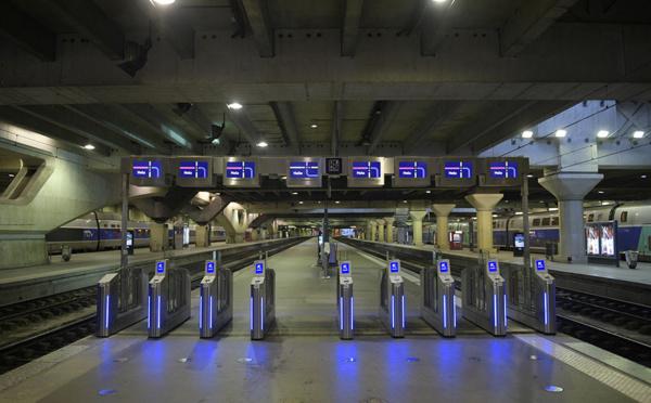 Le trafic est revenu à la normale à la gare Montparnasse