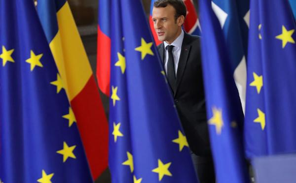 """Sommet de l'UE: une """"franche discussion"""" sur les quotas de réfugiés, sans solution"""
