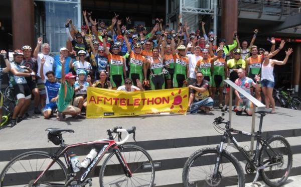Cyclisme – Ronde Téléthon : Un tour de l'île pour la bonne cause