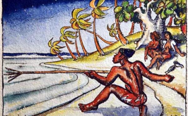 Légende de Kio, l'usurpatrice – Vahitahi