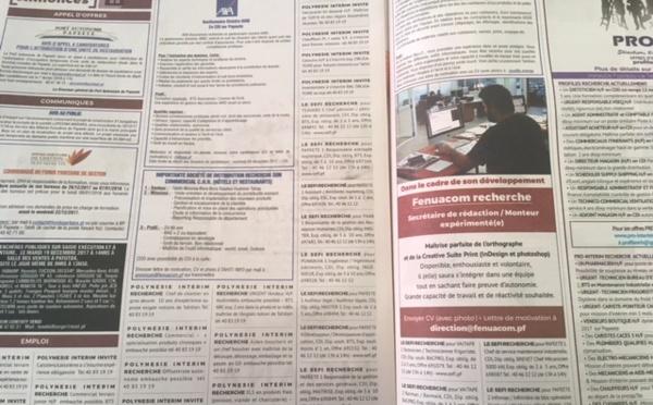 Nouveau code des marchés publics, publiez vos appels d'offres dans Tahiti Infos