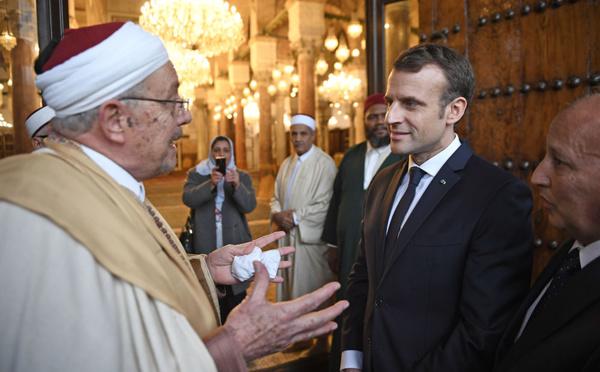 Macron: 'Fransa'daki İslam'ı Yeniden Yapılandıracağız'