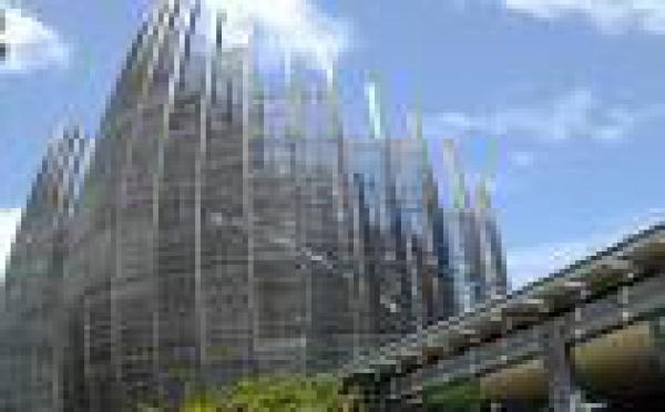 Projet de centre culturel de la Polynésie française