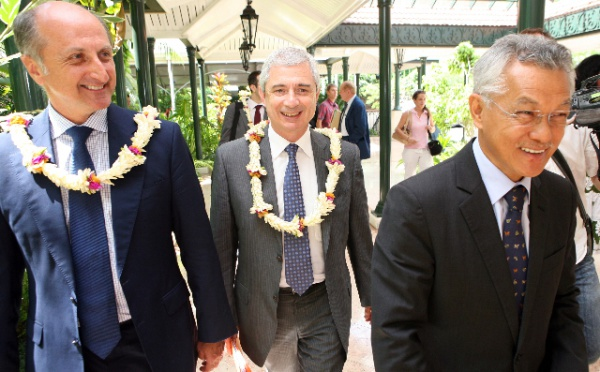 Entretien avec Gaël YANNO et Claude BARTOLONE « Maintenir les mesures de défiscalisation dans la LODEOM 2011 »