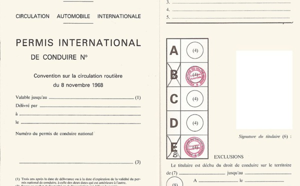 Où faire son permis international en Polynésie?