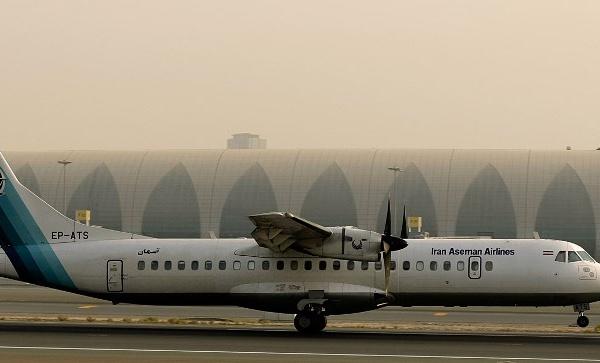 Accident d'avion en Iran: les ATR de la compagnie Aseman suspendus de vols