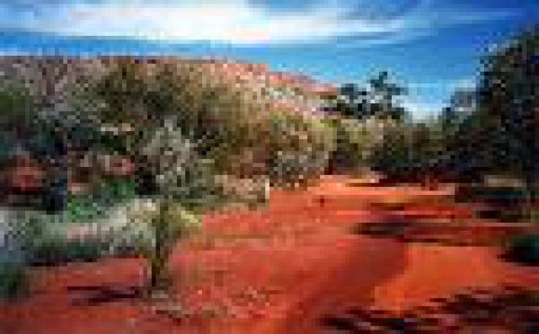 Rare séisme dans le désert australien