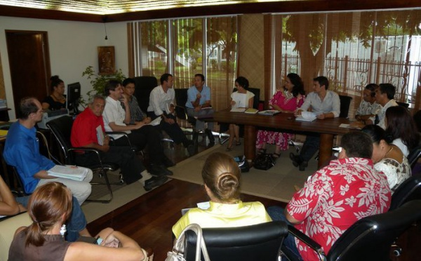 Un comité de pilotage pour optimiser l'accueil des croisiéristes