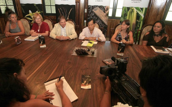 Une thèse qui va marquer l'histoire de la Vanille de Tahiti