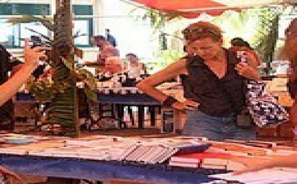 4ème salon du livre de Raiatea, sous le soleil, pour le plus grand plaisir de tous