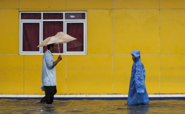 Des millions de personnes pourraient fuir les effets du changement climatique