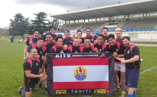 Rugby - Métropole : Les rugbymen Tahitiens ont créé leur association