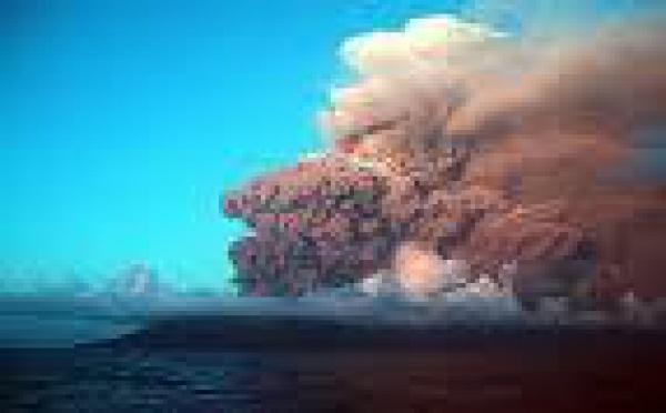 Volcan sous-marin aux Marianne du Nord : l'état d'urgence déclaré