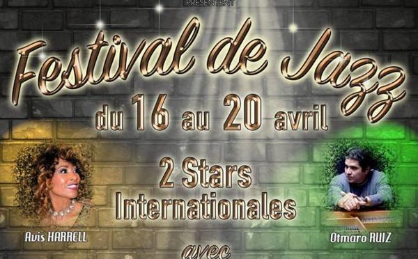 Jeu du 10 au 16 avril : Gagne deux places pour le Festival international de Jazz (soirée du 20 avril au Grand Théâtre)