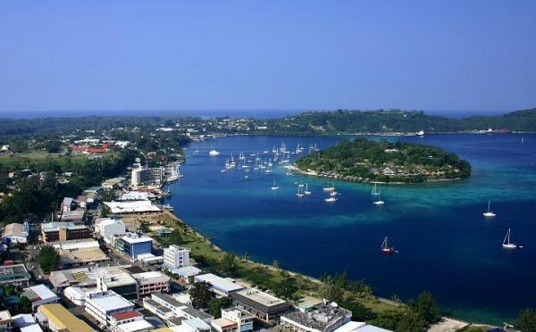 Vanuatu : Séisme de magnitude 6 au Sud de Port-Vila