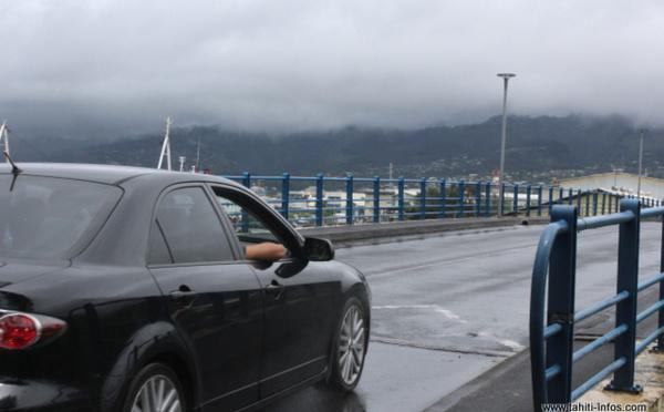 Interdiction de passer sous le pont de Motu Uta à compter du 1er mai