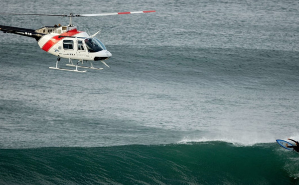 """Surf/Alerte au requin - Johanne Defay: """"continuer, ça n'en valait pas la peine"""""""