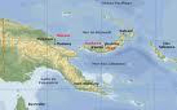 Puissant séisme de magnitude 7 en Papouasie occidentale