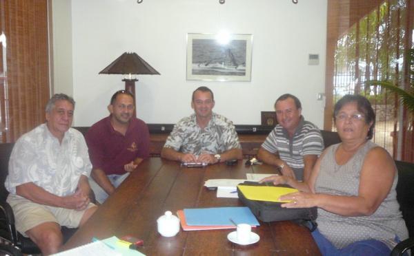 Hôtellerie de Famille: réunion de coordination au Ministère du Tourisme