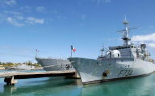 Nouvel exercice multinational de surveillance maritime