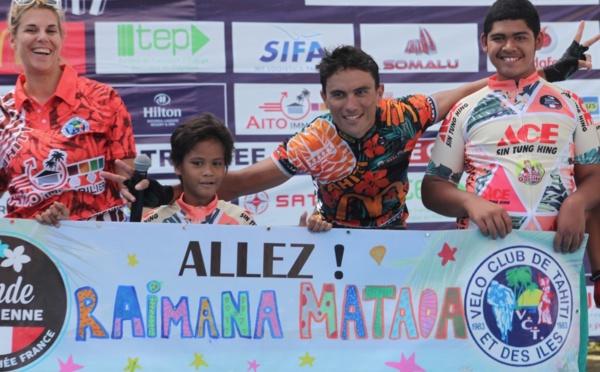 Cyclisme - 7e Ronde Tahitienne : La course de l'année, c'est dimanche
