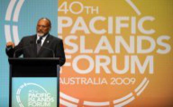 Fidji maintient sa réunion régionale sous un autre nom