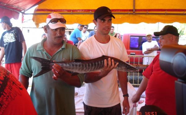 Chasse sous-marine : 3ièmes sélectives pour le mondial 2010 en Croatie et championnat de Polynésie en individuel : Steeve tetuanui confirme, les « tamari'i ma'oti » s'affirment.