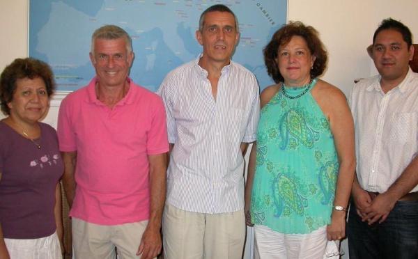 Ecotourisme : réunion à la Délégation de la Polynésie sur un projet d'échange entre Raivavae et Genève