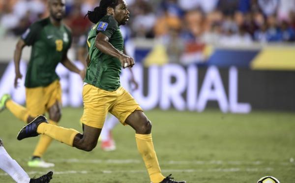Guyane : l'ex-footballeur Roy Contout en garde à vue