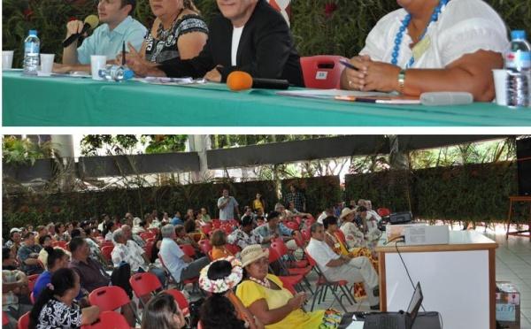2ème journée du congrés des commune: réforme de la fonction publique et changements climatiquest