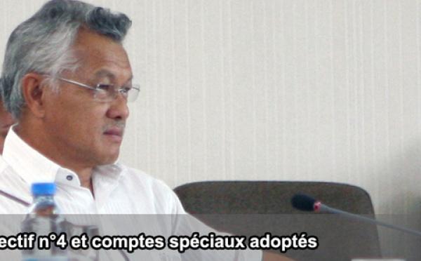 Collectif n°4 et PAP PIL PIM adoptés