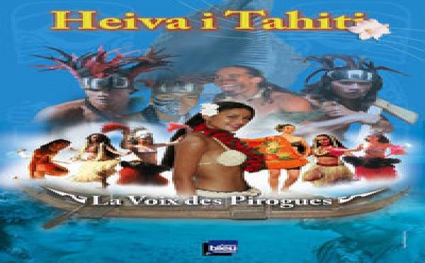 CASTING DE LA TROUPE HEIVA I TAHITI