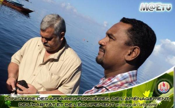 Projets d'aménagement de la Presqu'île