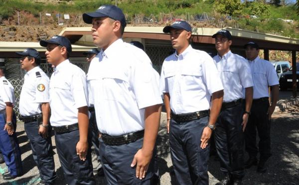 Cérémonie de fin de scolarité de la 2e promotion des Cadets de la République de Polynésie française