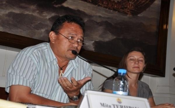 Inscription des Marquises au patrimoine mondial de l'Unesco: Le ministre de la Culture Mita Teriipaia relance le projet