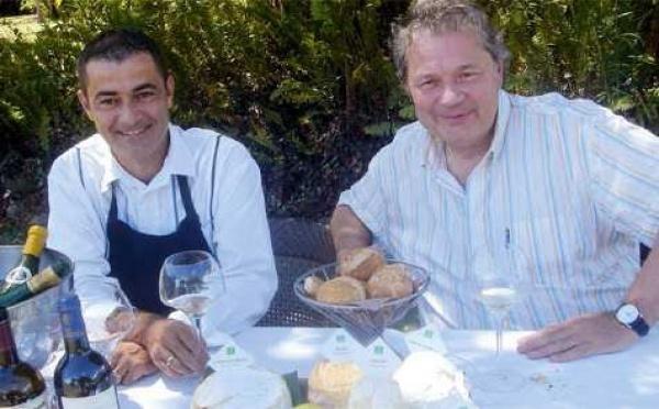 """SOFITEL: Du 1er au 18 septembre: """"Festival du Fromage et du vin"""""""