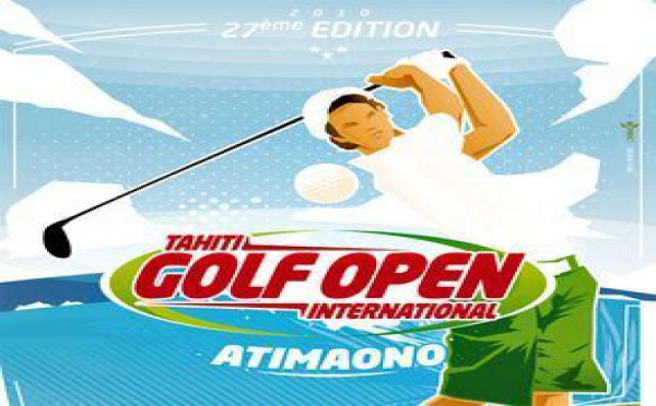 Tahiti Open Golf international 2010 à Atimaono: les résultats de la 2ème journée