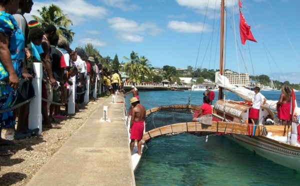 O Tahiti nui Freedom: garder le moral, un défi à toutes épreuves