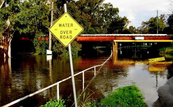 Déluges en série sur la côte Est australienne
