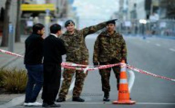 Séisme à Christchurch: l'état d'urgence prolongé, l'armée en renfort